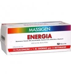 Massigen Energia 14 flaconcini da 10ml