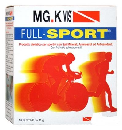 MG.K VIS Full Sport 10 buste