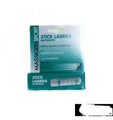 MassigenSport stick labbra nutriente