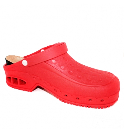 Dr.Scholl Worktime 45-46 rosso