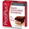 ProtiPlus barrette proteiche cioccolato fondente box