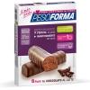 PesoForma barretta al cioccolato 6 pasti