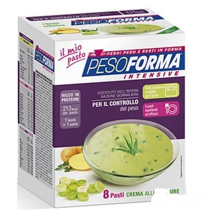 PesoForma intensive crema alle verdure box 8 preparat