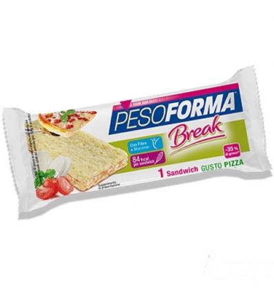 PesoForma break sandwich gusto pizza 20g