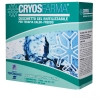 Cryos farma Cuscinetto caldo-freddo