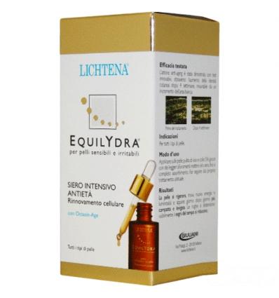 Lichtena Equilydra AGE siero intensivo antieta 30ml