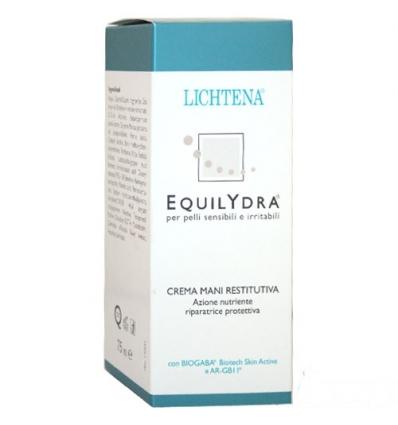 Lichtena Equilydra crema mani 75ml