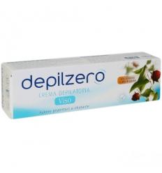 Depilzero crema depilatoria viso 50ml