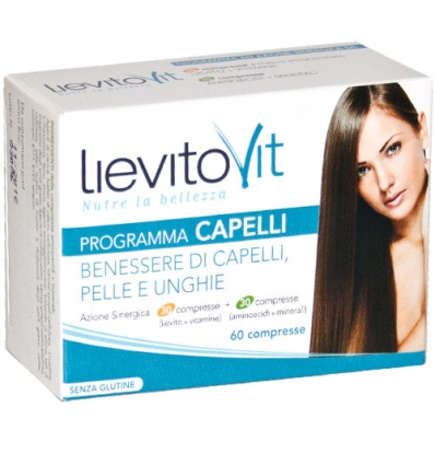 LievitoVit capelli 30+30 compresse