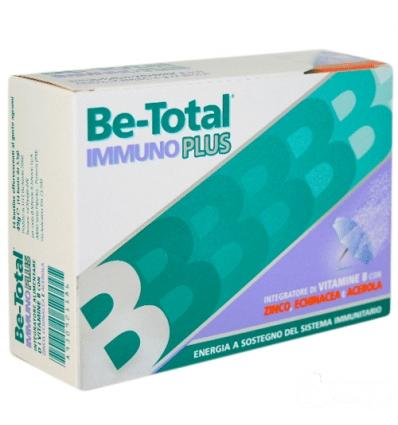 Be-Total ImmunoPlus 14 bustine effervescenti agrumi