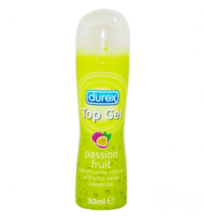 durex Lubrificante Top gel passion fruit 50ml