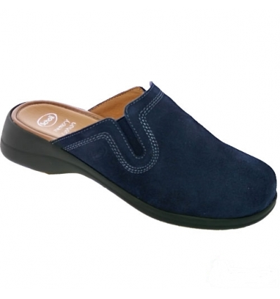 Dr.Scholl Toffee scamosciata 37 navy blue