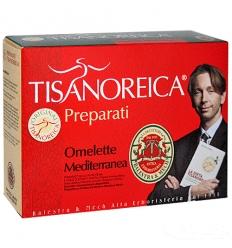 Tisanoreica omelette mediterranea box 4 preparati