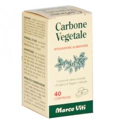 MV Carbone vegetale 40cpr