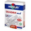 Quadra med assortito 40 strip