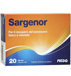 Sargenor 20 fiale