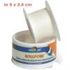 Rollpore cerotto aerato in tnt bianco 5m x 2,5cm
