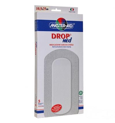 Drop med medicazione adesiva sterile 10,5x25cm 3pz