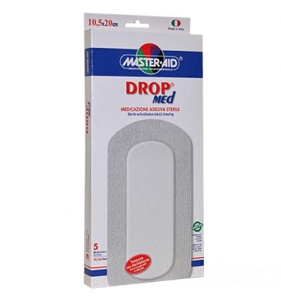 Drop med medicazione adesiva sterile 10,5x20cm 5pz