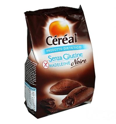 Cereal madeleine noire 200g