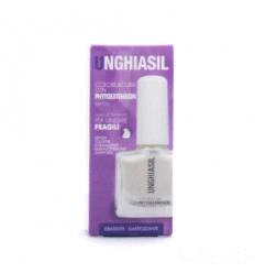 Unghiasil Colore&cura con phytoextension bianco 10ml