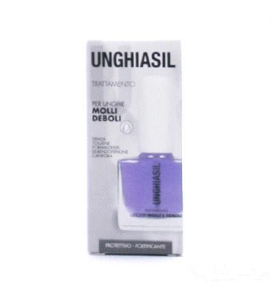 Unghiasil Trattamento per unghie molli e deboli 10ml