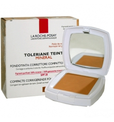 La Roche-Posay Toleriane Teint mineral fondotinta polvere 15 dor