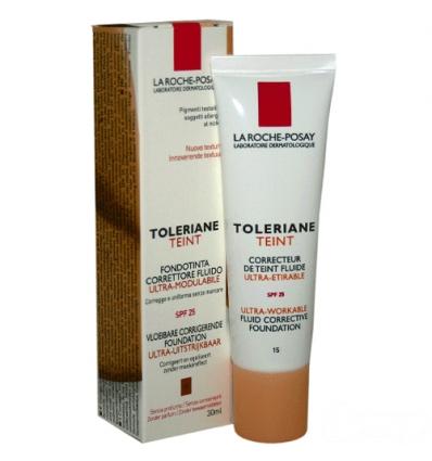 La Roche-Posay Toleriane Teint fondotinta fluido 15 dore 30ml