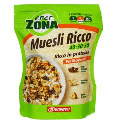 enerZONA Muesli Ricco 230g