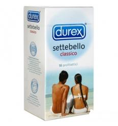 durex Profilattici Settebello classico 18pz