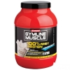GymLine Muscle 100% WHEY protein concentrate 700g mandorla