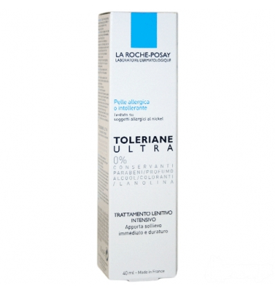 La Roche-Posay Toleriane ultra trattamento intensivo lenitivo 40