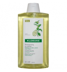 Klorane cedro shampoo purificante 400ml