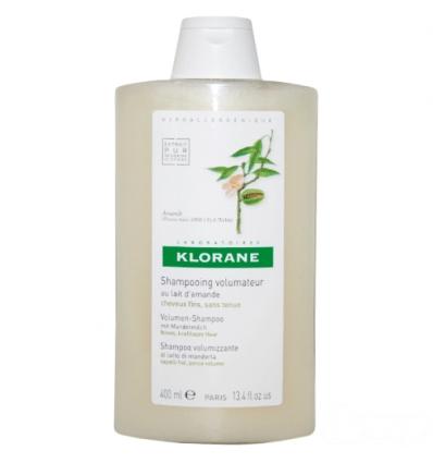 Klorane latte di mandorla shampoo volumizzante 400ml