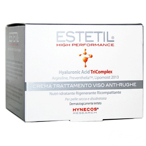Estetil crema viso antirughe 50ml - Storesalute