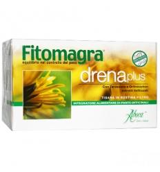 Aboca Fitomagra drenaplus tisana 20 bustine