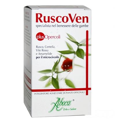Aboca RuscoVen plus 50 opercoli