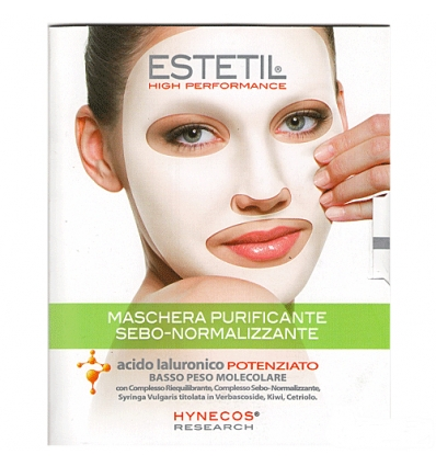 Estetil maschera purificante monouso