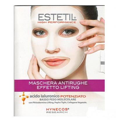 Estetil maschera antirughe monouso
