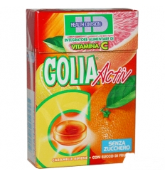 Golia activ C senza zucchero alla frutta