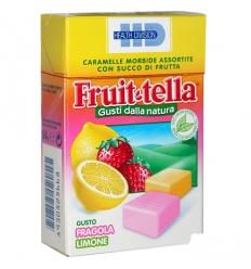 Fruittella fragola limone