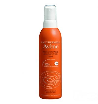 Avene Eau Thermale solare spray spf 10 200ml