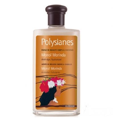 Polysianes olio di bellezza corpo e capelli 125ml